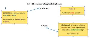 cost of apple