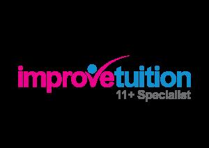 Improve Tuition Logo Slogan Transparent